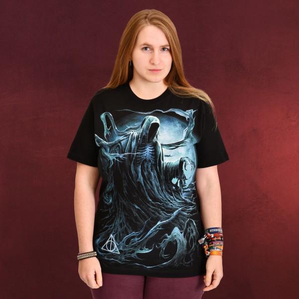 Harry Potter - Dementor T-Shirt schwarz