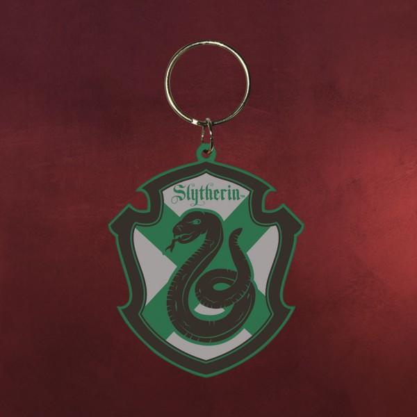 Slytherin Wappen Schlüsselanhänger - Harry Potter