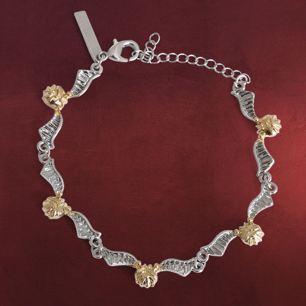 Harry Potter - Goldener Schnatz Armband