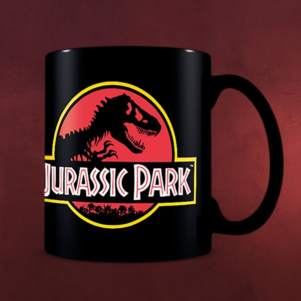 Jurassic Park- Logo Tasse