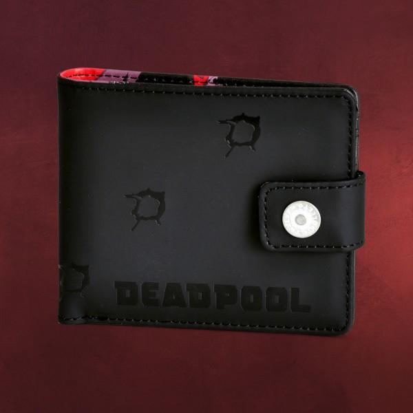 Deadpool - Twelve Bullets Geldbörse