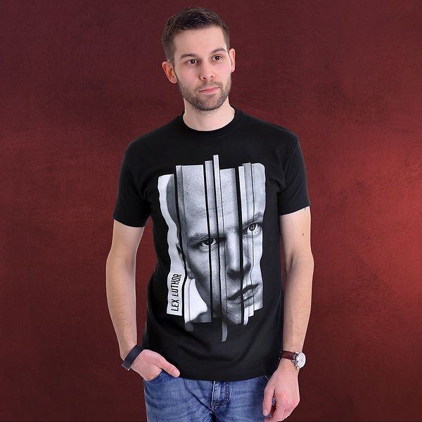 Batman v Superman - Lex Luthor T-Shirt