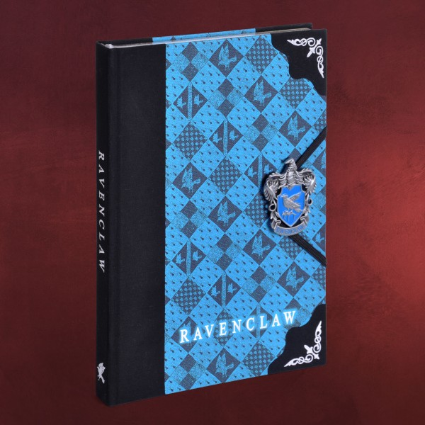 Harry Potter - Ravenclaw Wappen Deluxe Notizbuch