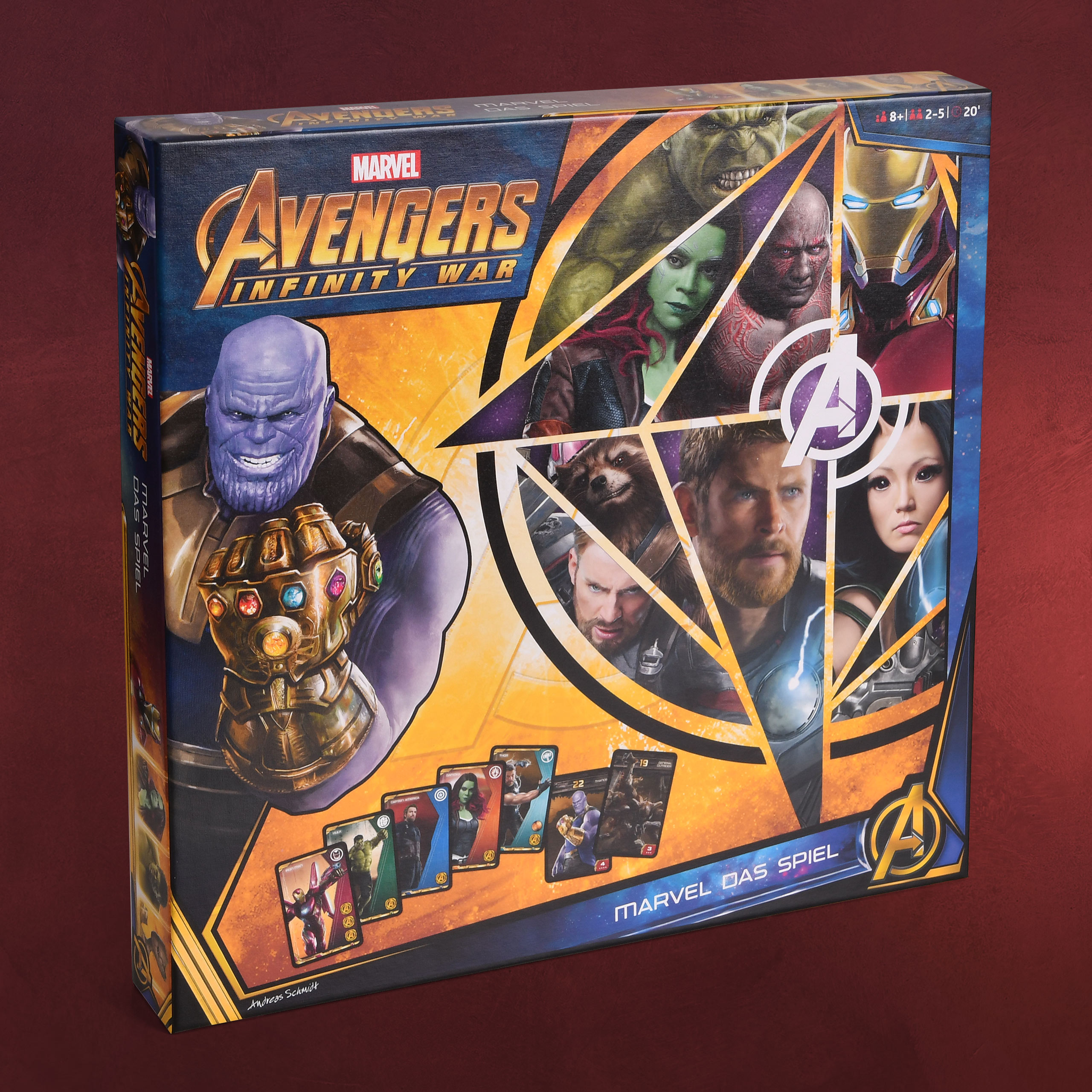 Avengers Spiele