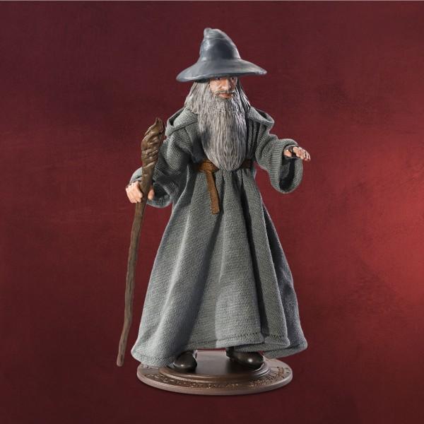 Herr der Ringe - Gandalf Bendyfigs Figur 19 cm