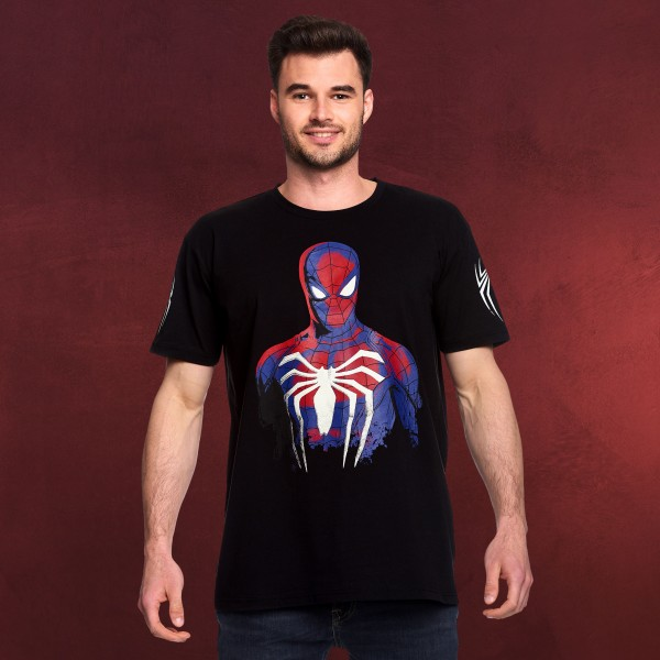 Spider-Man - Spider T-Shirt schwarz