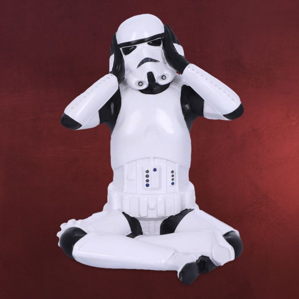 Original Stormtrooper Don't Hear Figur 10cm