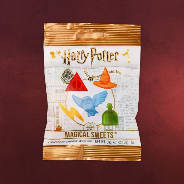 Harry Potter - Symbol Fruchtgummis