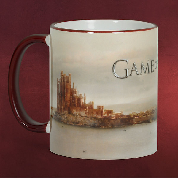Game of Thrones - Kings Landing Tasse