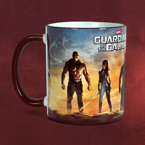 Guardians of the Galaxy - Xandar Tasse