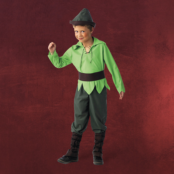 Peter Pan Kinderkostüm