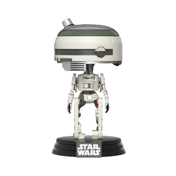 Star Wars - L3-37 Funko Pop Wackelkopf-Figur