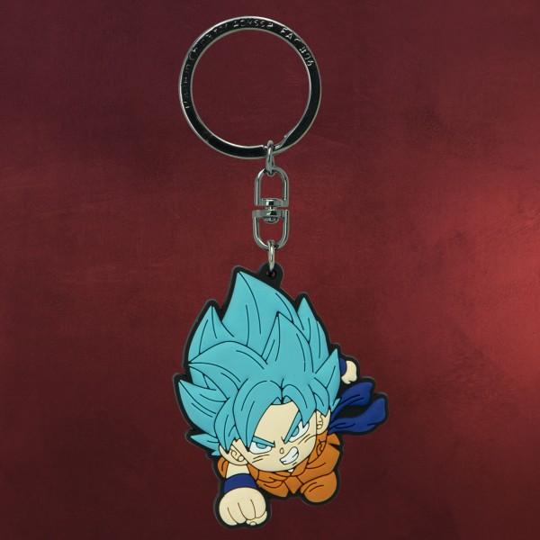 Dragon Ball - Super Saiyajin Gott Super Saiyajin Son Goku Schlüsselanhänger