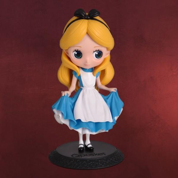 Alice im Wunderland Q Posket Figur 14 cm