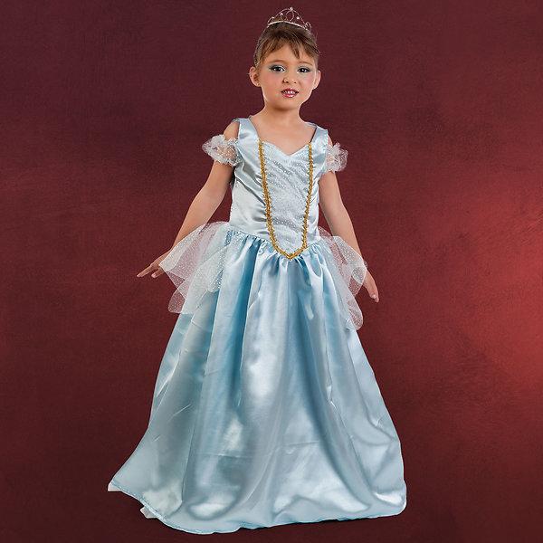 Cinderella Prinzessin Kleid türkis - Kostüm Kinder