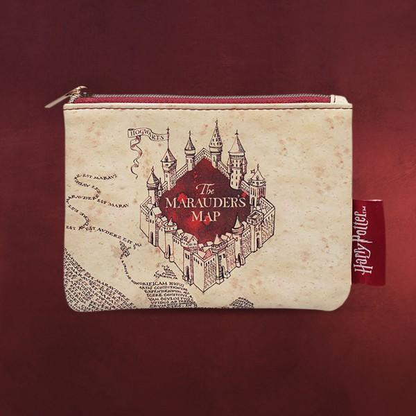 Harry Potter - Karte des Rumtreibers Kleingeldbörse