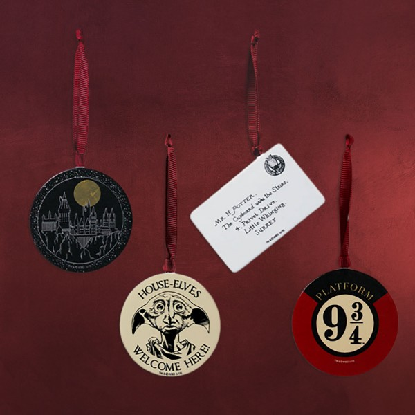Harry Potter - Christbaumschmuck