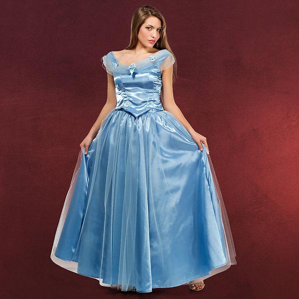 Eisprinzessin - Kostüm Damen