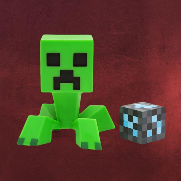 Minecraft - Creeper Figur
