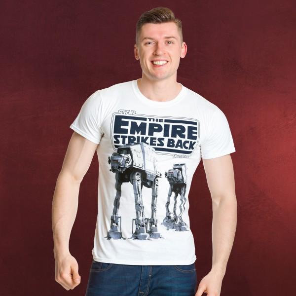 Star Wars - The Empire Strikes Back - AT AT Walker T-Shirt