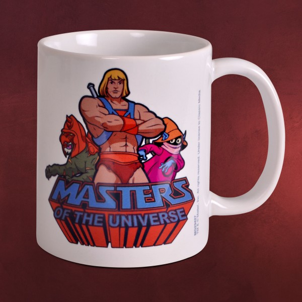 Masters of the Universe - He-Man Power Tasse