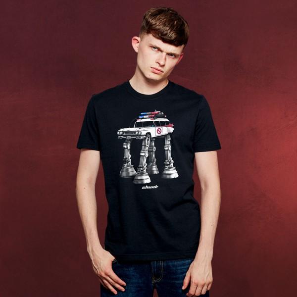 Ghost Walker T-Shirt für Star Wars Fans blau