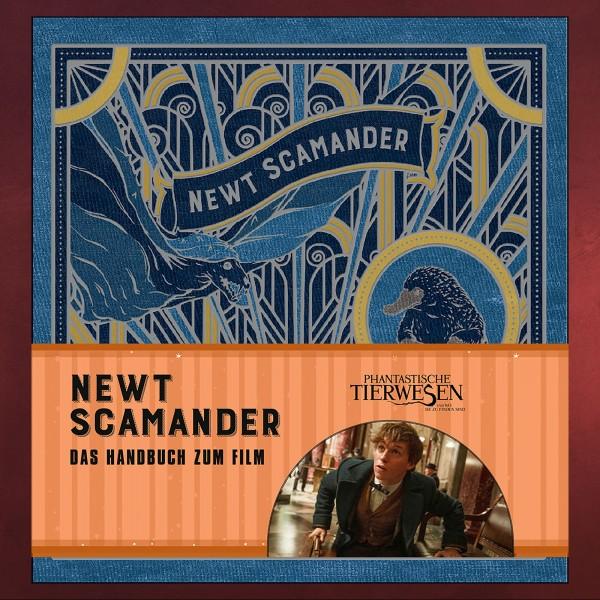 Phantastische Tierwesen und wo sie zu finden sind - Newt Scamander - Das Handbuch zum Film