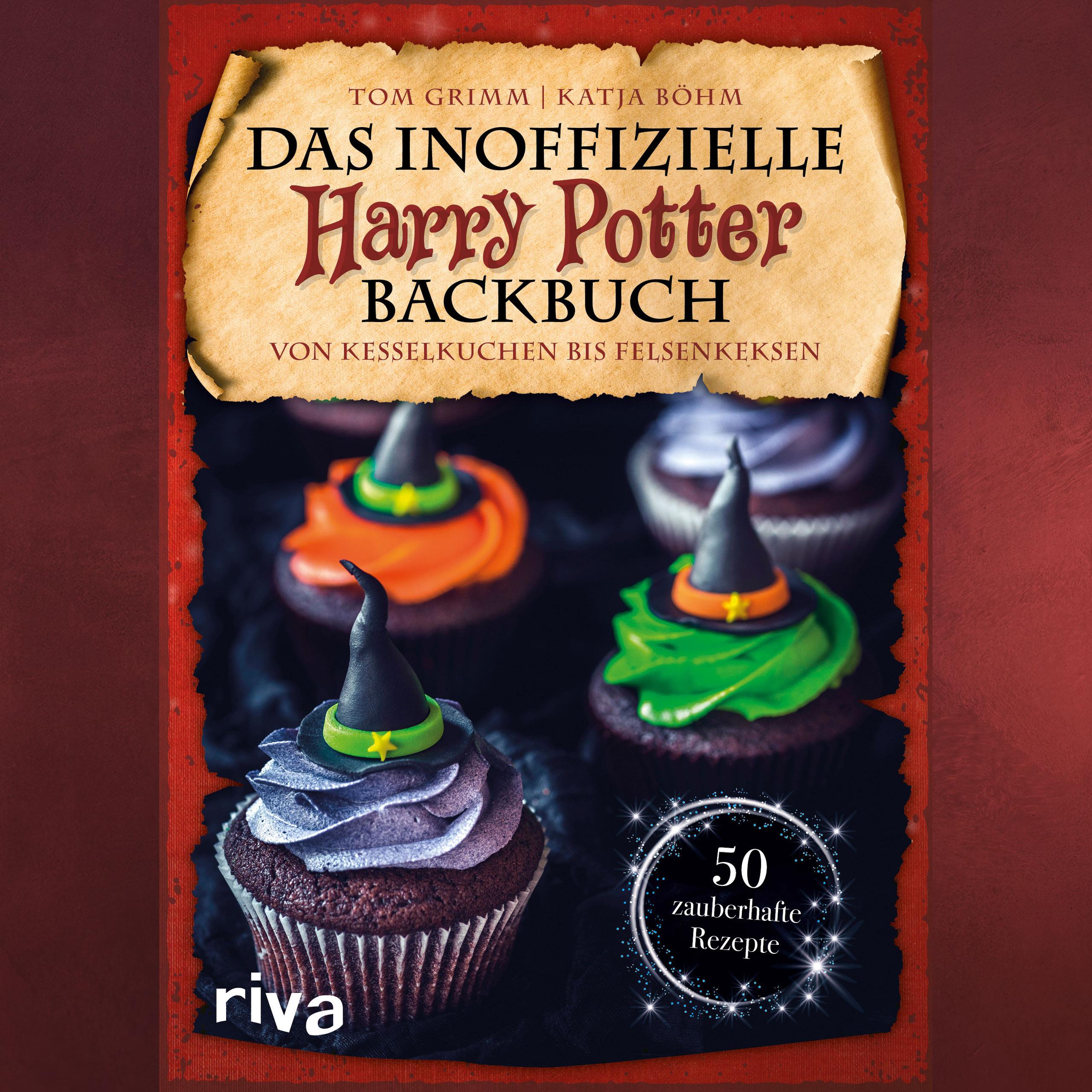 Harry Potter Das Inoffizielle Backbuch Elbenwald