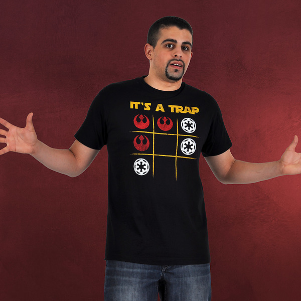 Star Wars - Its A Trap T-Shirt
