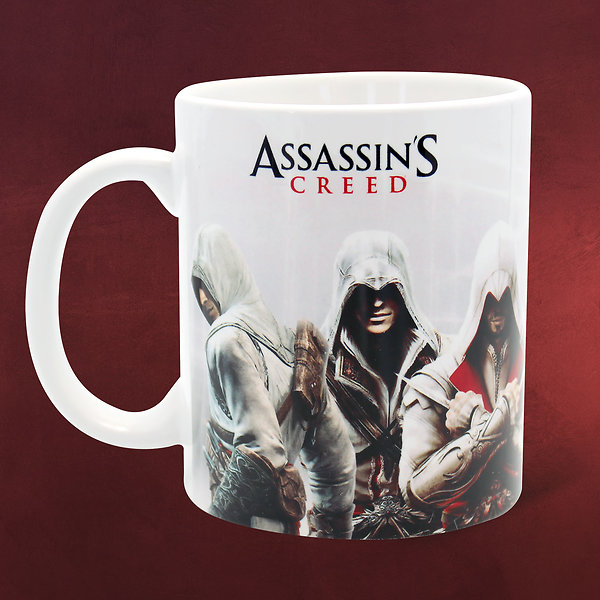 Assassins Creed - Group Tasse