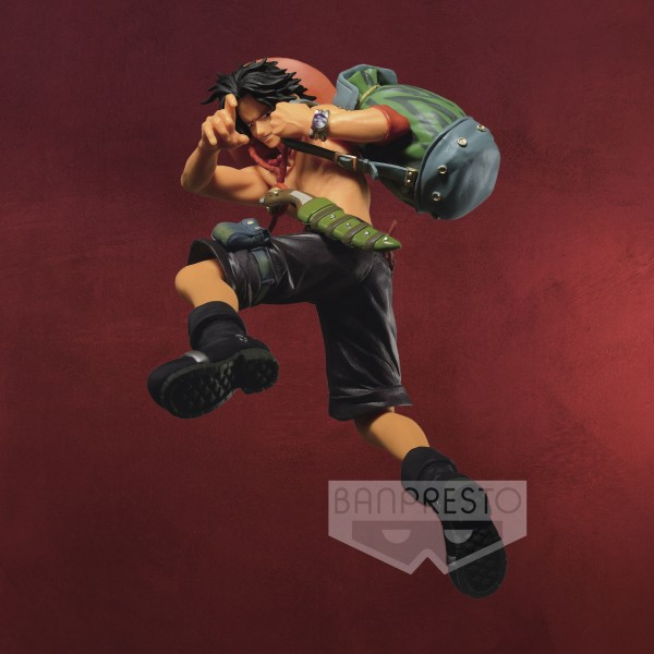 One Piece - Big Zoukeio Figur 9cm
