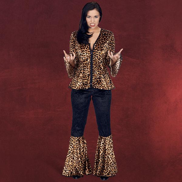 Tiger-Lilly-Kostüm Damen