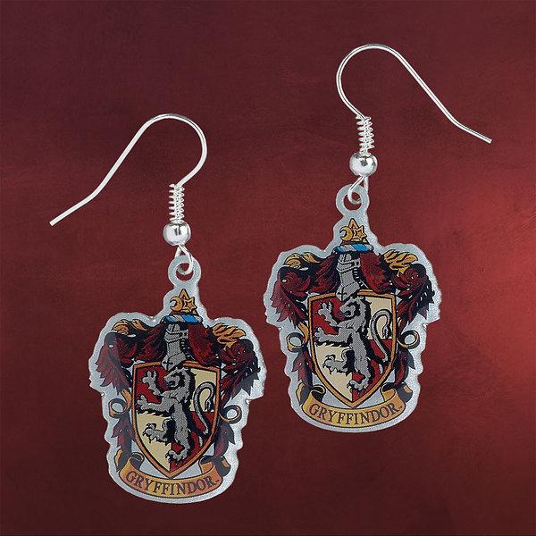 Harry Potter - Gryffindor Wappen Ohrringe