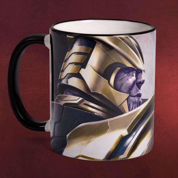 Avengers - Thanos Endgame Tasse