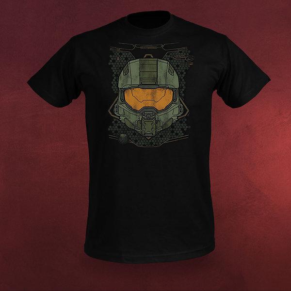 Halo - Reclaimer T-Shirt schwarz