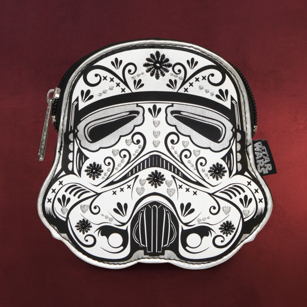 Star Wars - Floral Trooper Geldbörse