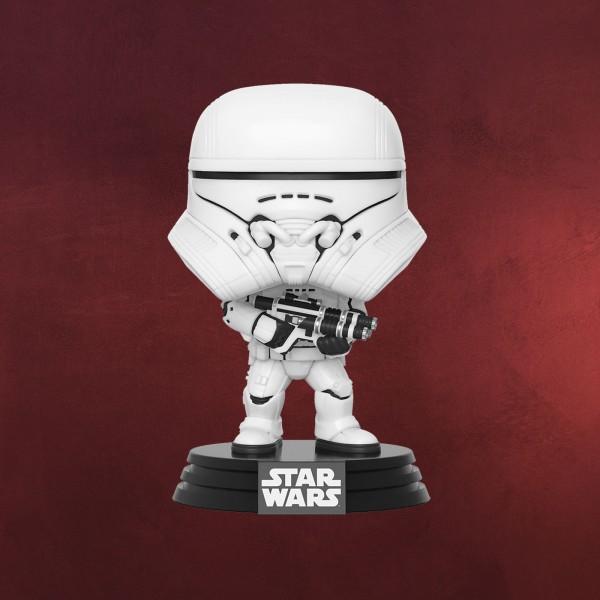 Star Wars - First Order Jet Trooper Funko Pop Wackelkopf-Figur