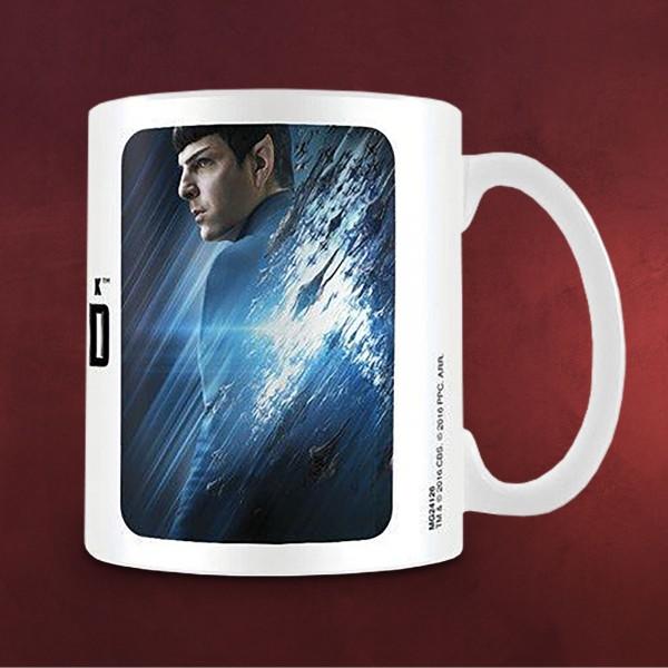 Star Trek - Commander Spock Tasse