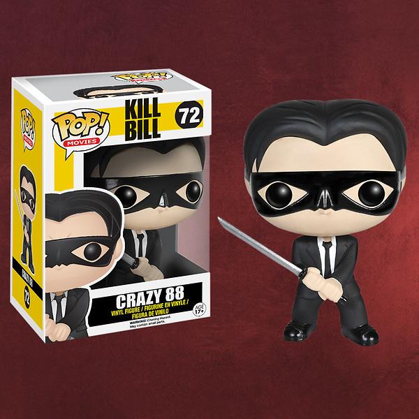 Kill Bill - Crazy 88 Mini-Figur
