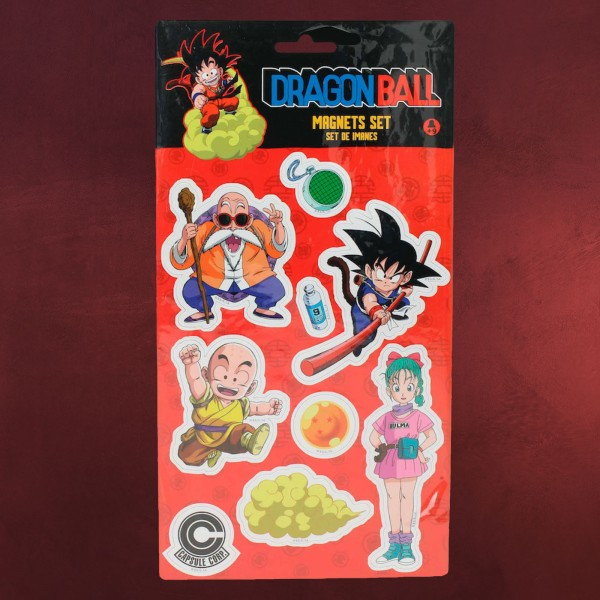 Dragon Ball Magnet-Set