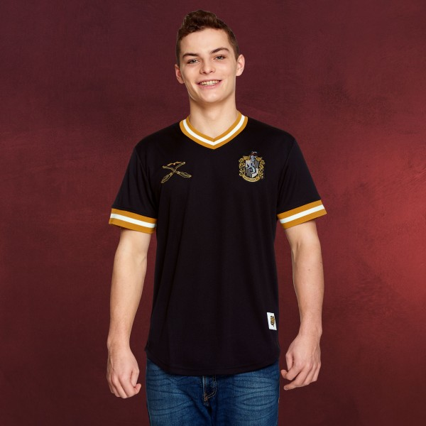 Harry Potter - Quidditch Team Hufflepuff T-Shirt