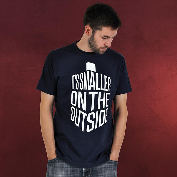Smaller Outside T-Shirt