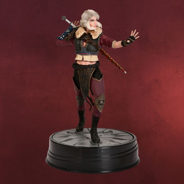 Witcher - Ciri Series 2 Statue 24 cm