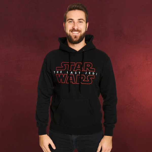 Star Wars - Tie Fighter Last Jedi Hoodie schwarz