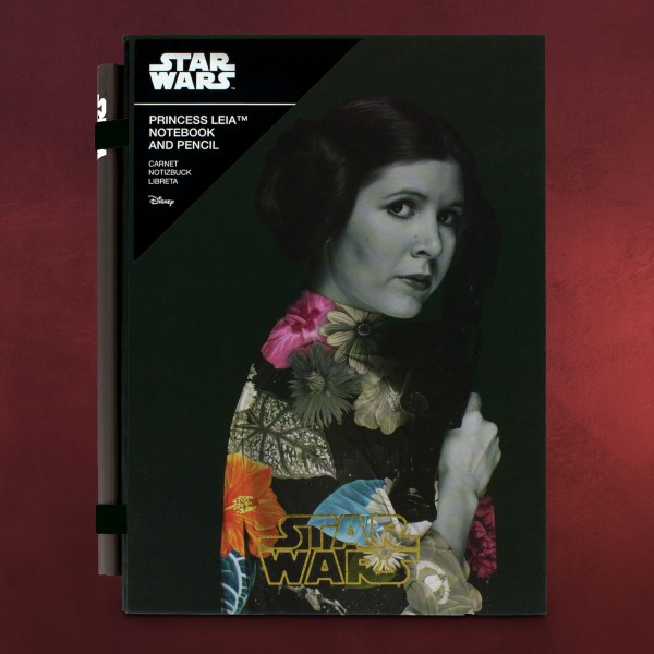 Star Wars - Leia Notizbuch