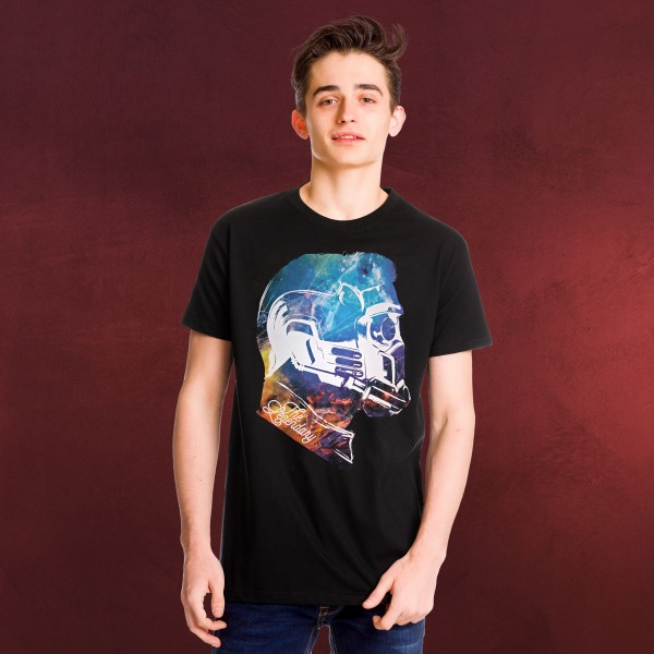 Guardians of the Galaxy - Star-Lord Legendary T-Shirt