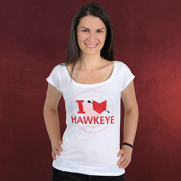 Avengers - Age of Ultron - Hawkeye Forever Girlie Shirt