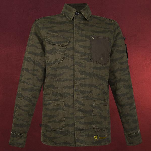 Metal Gear Solid - Tiger Stripe Hemd