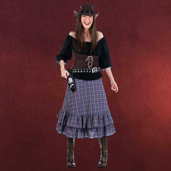 Cowboy - Kostüm Damen