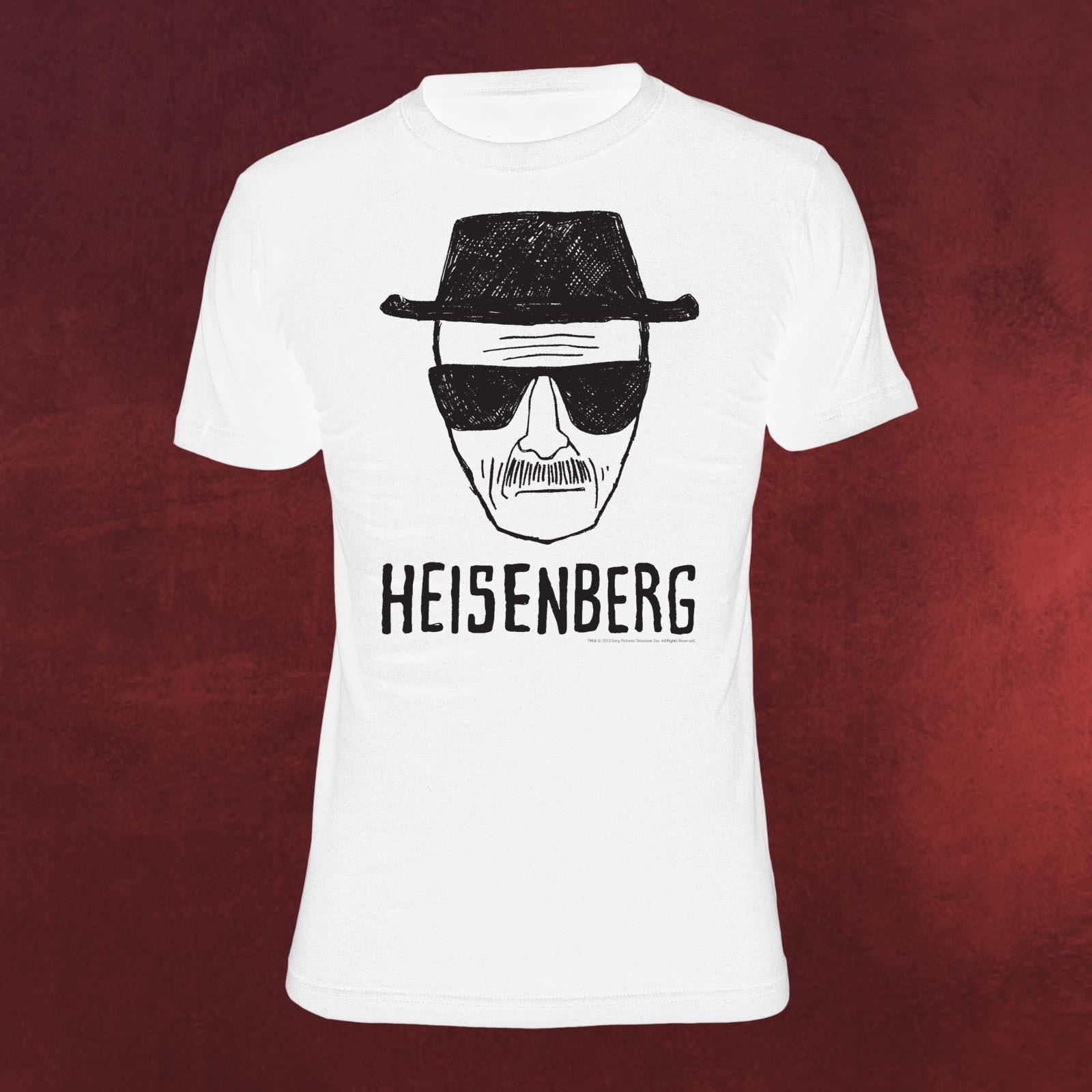 breaking bad master heisenberg t shirt elbenwald. Black Bedroom Furniture Sets. Home Design Ideas